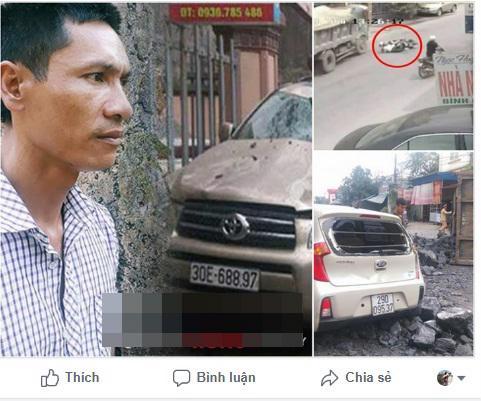 Bức tâm thư xúc động gửi chủ xe ô tô và 2 nữ sinh trong vụ tài xế bẻ lái cứu người 3
