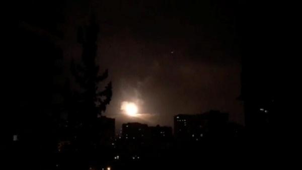 Syria tuyên bố bắn hạ 20 tên lửa, đợt tấn công của Mỹ kết thúc 1