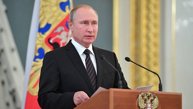 Tiết lộ thu nhập khủng của Tổng thống Putin năm 2017 1