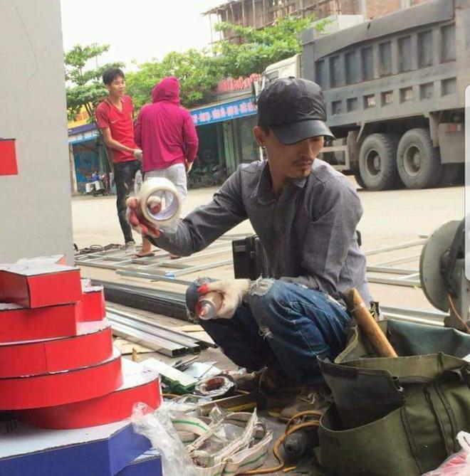 Xôn xao hình ảnh khiến dân mạng tò mò liệu đây có phải Hoa Vinh trước khi nổi tiếng trên Facebook? 1