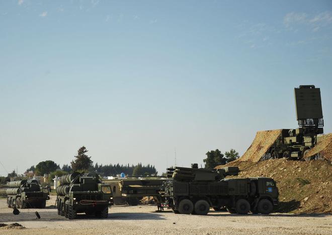 Thiếu tướng Hoàng Kiền: Vụ tấn công của Mỹ-Anh-Pháp đã bị bẻ gẫy - Thắng lợi của Nga và Syria 4