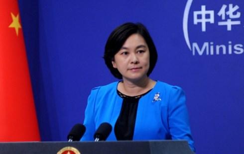 Trung Quốc có phản ứng gì trước cuộc tấn công của Mỹ cùng đồng minh vào Syria 1