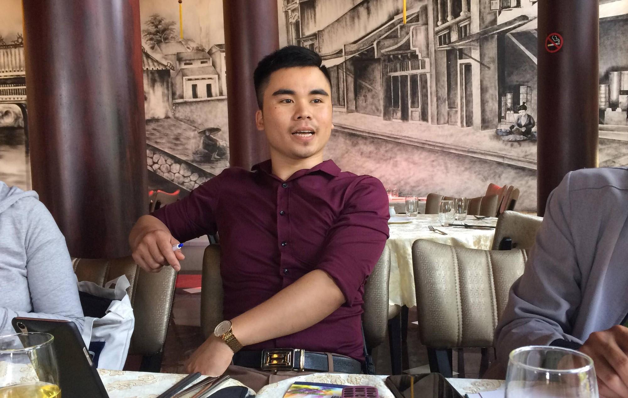 Khách tố bị nhân viên đuổi đánh dã man sau bữa ăn ở Đà Nẵng, quản lý nhà hàng nói gì? - Ảnh 3.