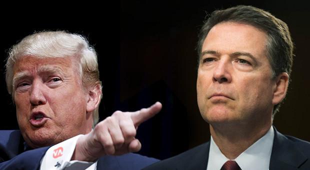 Tổng thống Trump muốn truy tố cựu giám đốc FBI vì cuốn hồi ký 1