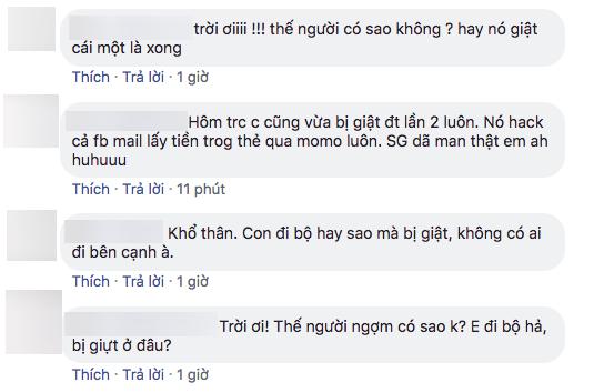 Bị giật túi xách, Văn Mai Hương hốt hoảng cầu cứu dân mạng! 2