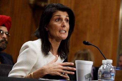 Hình ảnh Mỹ tuyên bố chỉ rút quân khỏi Syria khi đạt được ba mục tiêu số 1