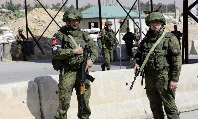 Hình ảnh Nga bác cáo buộc cung cấp công nghệ lưỡng dụng cho Syria số 1