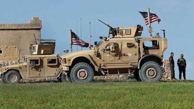 Toàn cảnh hiện diện quân sự Mỹ tại Syria 1