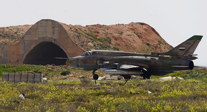 PK Syria hớ nặng: Kích hoạt nhầm, chẳng có quả tên lửa nào tấn công ngày 17/4 cả! - Ảnh 1.
