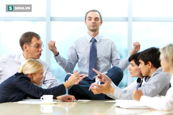 7 kiểu lãnh đạo không đáng tin cậy, người đang làm công ăn lương đều nên lưu tâm 1