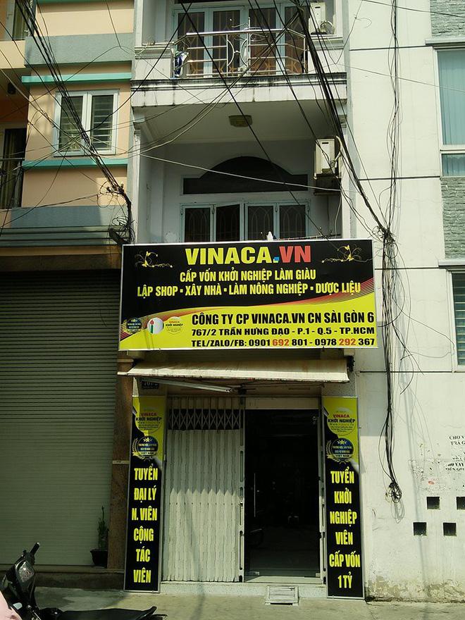 Nữ giám đốc chi nhánh Vinaca ở TP.HCM: Việt Nam có hơn 400 chi nhánh, mọc ra rất nhiều 1