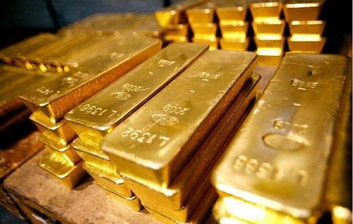 Hình ảnh Giá vàng hôm nay 18/4/2018: Vàng giảm nhẹ sau khi cán mốc 37 triệu số 1