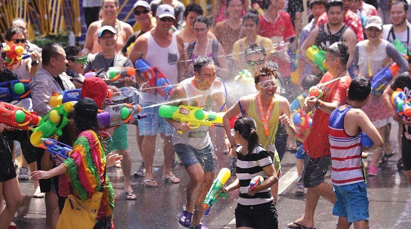 Con số đau lòng mỗi mùa lễ hội té nước qua đi: 378 người thiệt mạng tại Thái Lan sau 6 ngày Tết Songkran 1
