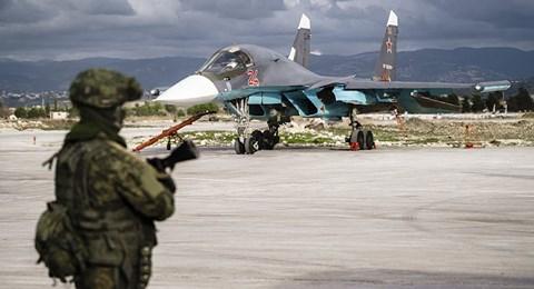 Quân đội Nga bất ngờ phát hiện kho vũ khí hóa học ở Douma, Syria  1