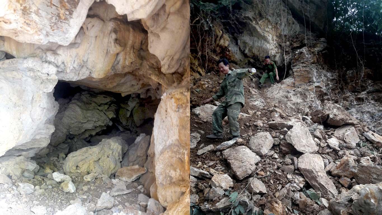 Thông tin mới về kho báu 1 tấn vàng trong hang đá ở Hòa Bình 1