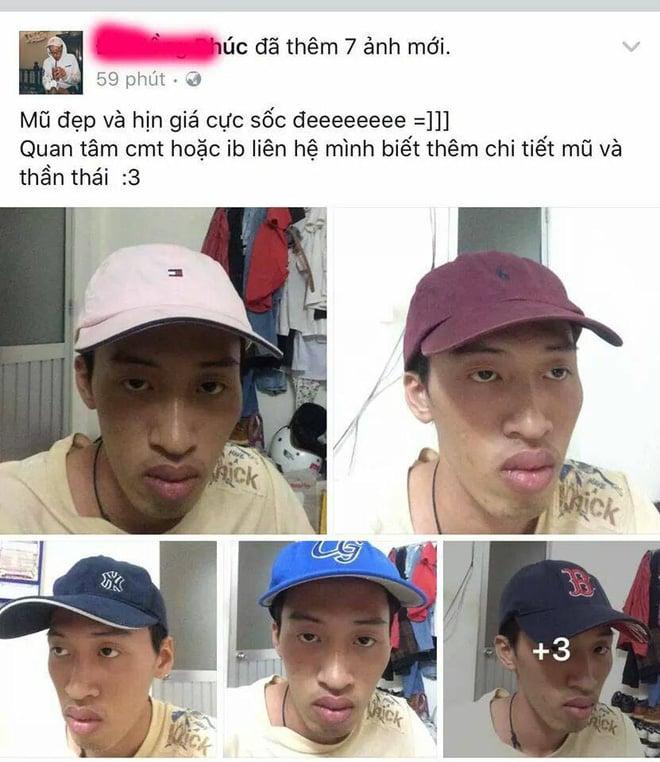 Thanh niên bán mũ bỗng dưng nổi tiếng vì chụp ảnh trăm kiểu thần thái như một 1