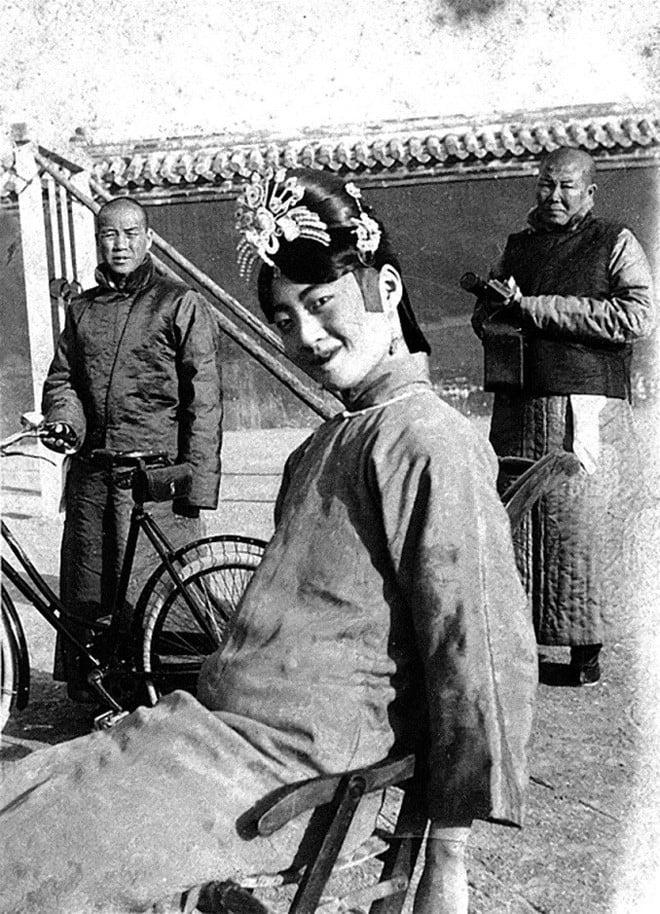 Mắc chứng 'bất lực', vua Phổ Nghi thời nhà Thanh phải ngậm đắng nuốt cay đưa tiền cho tình nhân của vợ để giấu vết nhơ 2