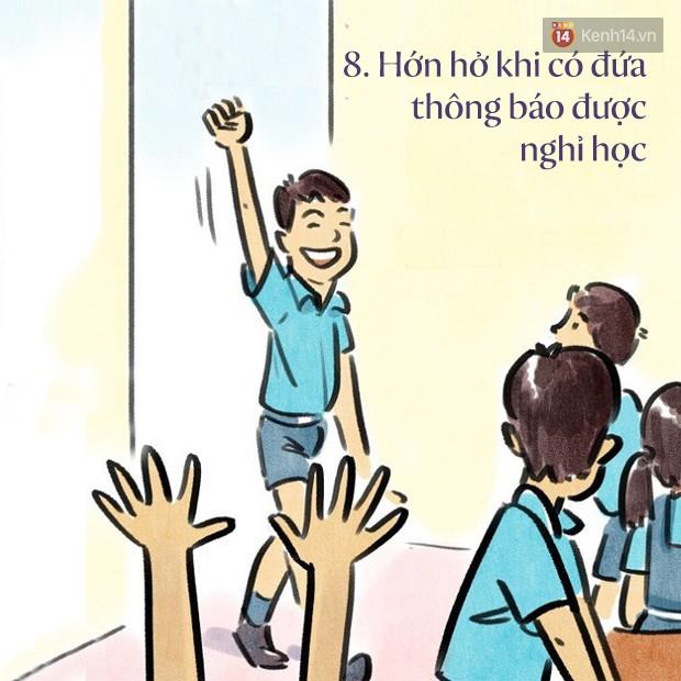 Bộ tranh dễ thương về tuổi học trò: cả một trời thanh xuân của bao thế hệ bỗng ùa về 8
