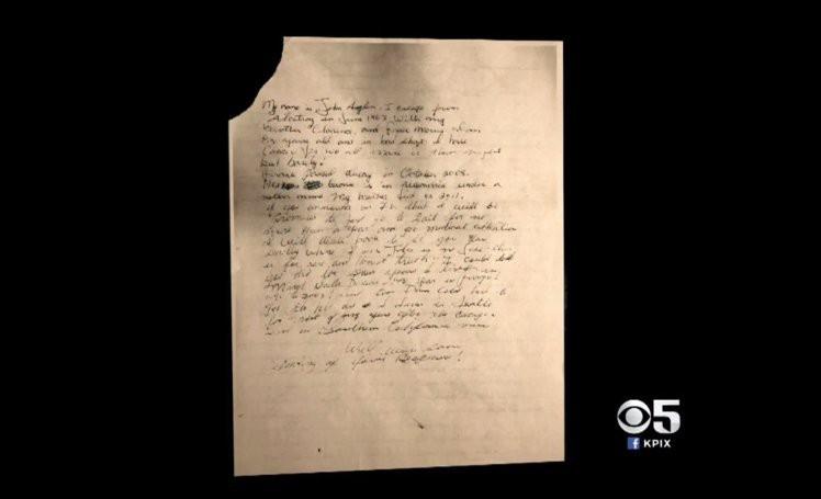 Sau 50 năm vượt ngục thành công, tên tù nhân bất ngờ gửi thư đến cảnh sát xin trở vào tù với một điều kiện duy nhất 3
