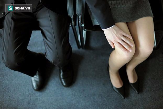 Tâm sự cay đắng của một nữ nhà báo phải xin nghỉ việc vì bị quấy rối tình dục 1