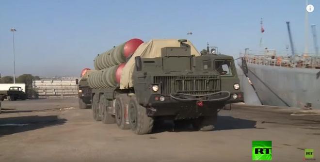 Nga cấp tập điều thêm nhiều vũ khí tới Syria, có cả hệ thống phòng thủ S-400? 3