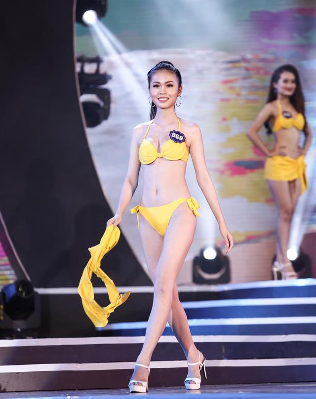 Người đẹp Tiền Giang đăng quang Hoa hậu Biển Việt Nam toàn cầu 2018 2