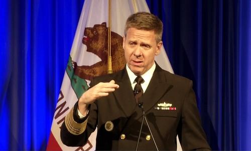 Hình ảnh Biển Đông: Đô đốc Mỹ nói chỉ chiến tranh mới ngăn được Trung Quốc số 1