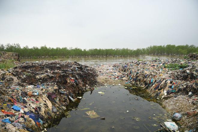 Về Đa Lộc xem núi rác treo lơ lửng trên rừng phòng hộ 11