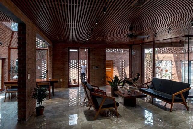 Hang Gạch: Ngôi nhà ở Hà Nội được báo Mỹ gọi là kiệt tác kiến trúc - Ảnh 7.