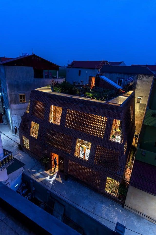 Hang Gạch: Ngôi nhà ở Hà Nội được báo Mỹ gọi là kiệt tác kiến trúc - Ảnh 11.