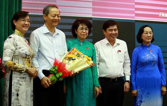 Tâm sự của ông Lê Văn Khoa trong ngày thôi chức Phó chủ tịch TP HCM: 'Tôi bị tai biến 2 lần' 2
