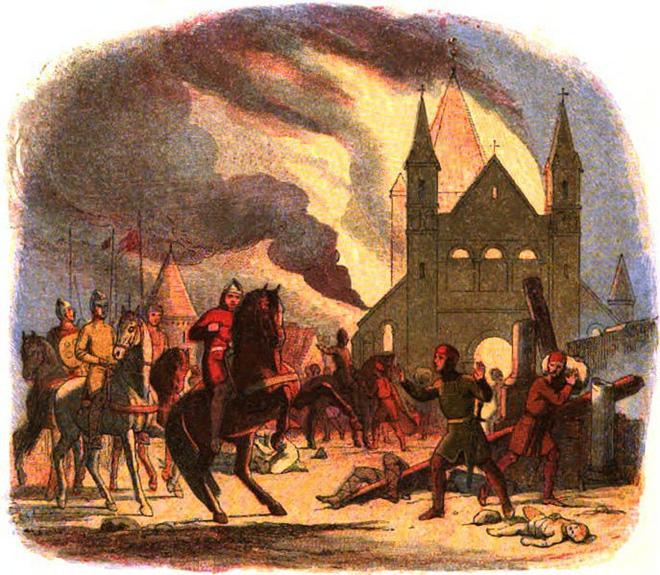 Chết không phải là hết: Câu chuyện về vị hoàng đế Anh tàn bạo và thi thể... phát nổ trong đám tang 3
