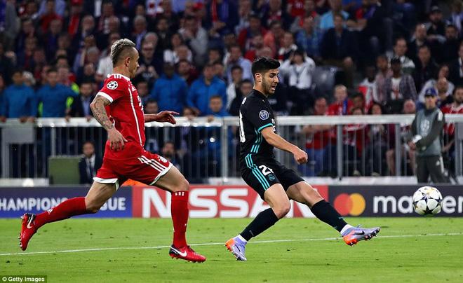 Ronaldo 'lặn sâu', Real Madrid vẫn suýt 'giải quyết gọn' Bayern Munich ngay lượt đi 14