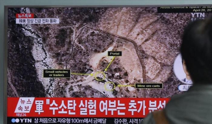 Bãi thử hạt nhân Triều Tiên sập tan tành, nguy cơ phơi nhiễm phóng xạ 1