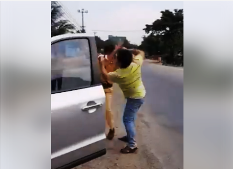 Xác minh clip CSGT Gia Lai bị đánh và vu oan 1