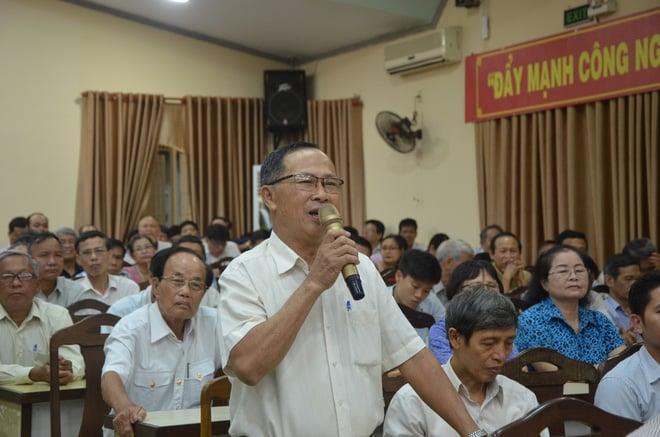 Trưởng đoàn ĐBQH Đà Nẵng: Bộ Công an đang xác minh tài sản của Giám đốc Công an Đà Nẵng 2