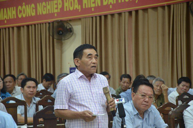 Trưởng đoàn ĐBQH Đà Nẵng: Bộ Công an đang xác minh tài sản của Giám đốc Công an Đà Nẵng 1