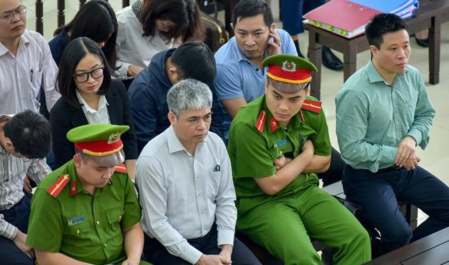 VKS bác kháng cáo, y án tử hình Nguyễn Xuân Sơn, chung thân Hà Văn Thắm  1