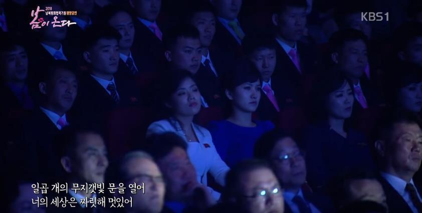 Đây mới là phản ứng thật sự của khán giả Triều Tiên khi xem Red Velvet biểu diễn? 1