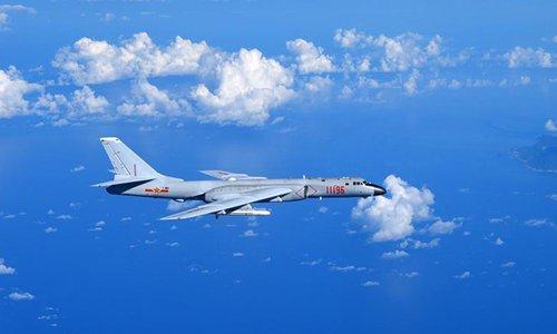 Trung Quốc điều động nhiều tiêm kích, oanh tạc cơ diễn tập quanh đảo Đài Loan 1