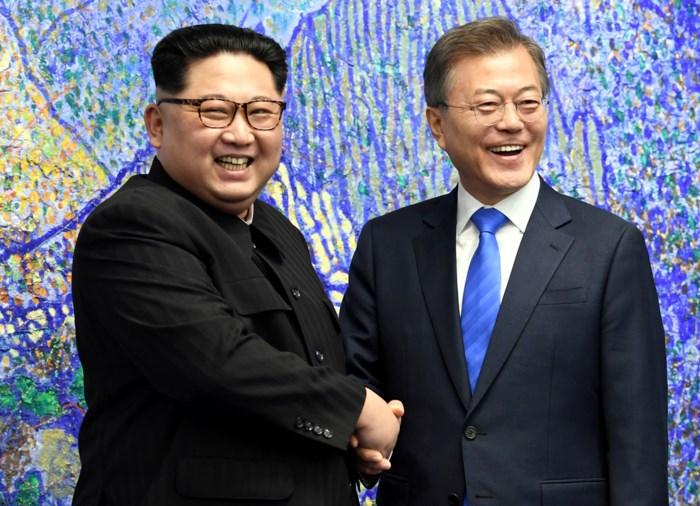 Kim Jong-un hứa không làm giấc ngủ buổi sáng của Tổng thống Hàn bị quấy rầy bởi tên lửa 1