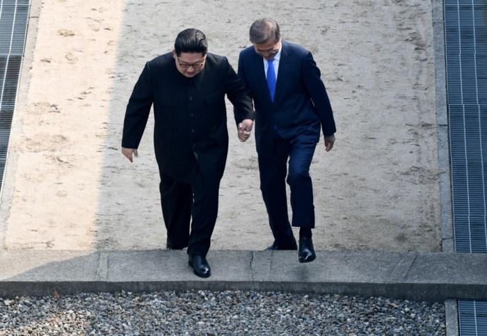 Kim Jong-un hứa không làm giấc ngủ buổi sáng của Tổng thống Hàn bị quấy rầy bởi tên lửa 2