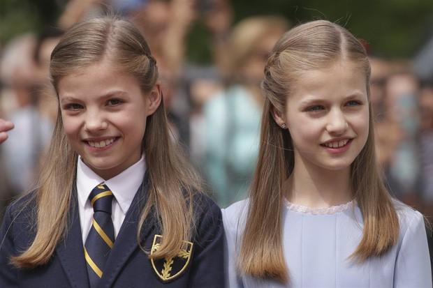 Không chỉ Hoàng gia Anh, còn rất nhiều tiểu Hoàng tử và Công chúa trên thế giới khiến ai cũng xuýt xoa vì dễ thương 7