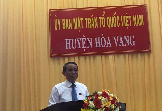 Bí thư Nghĩa: Sẽ tiếp tục có cán bộ Đà Nẵng bị khởi tố trong vụ Vũ