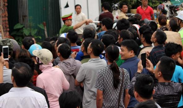 Toàn cảnh thực nghiệm hiện trường vụ nam sinh viên bị giết rồi vứt xác phi tang trong bụi chuối 9