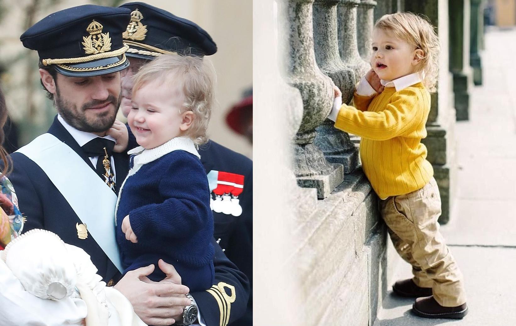 Không chỉ Hoàng gia Anh, còn rất nhiều tiểu Hoàng tử và Công chúa trên thế giới khiến ai cũng xuýt xoa vì dễ thương 1