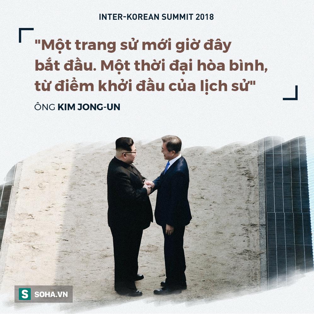 Những lời thắm thiết dành cho nhau của Tổng thống Hàn Quốc và