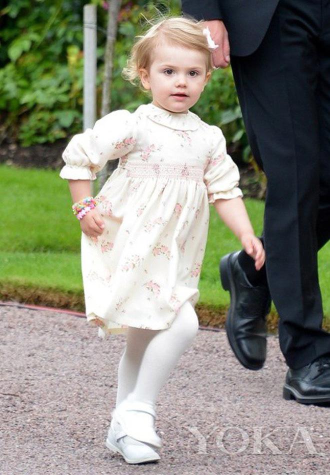 Không chỉ Hoàng gia Anh, còn rất nhiều tiểu Hoàng tử và Công chúa trên thế giới khiến ai cũng xuýt xoa vì dễ thương 3