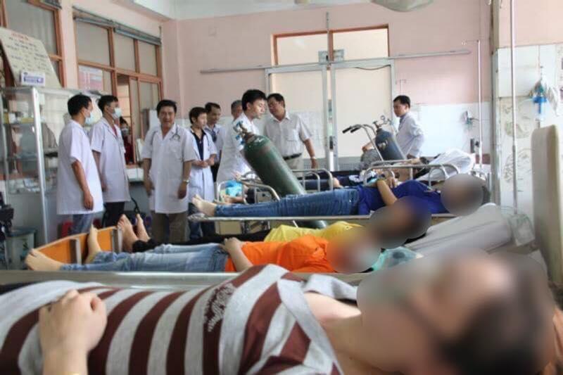 Gần 80 người nhập viện cấp cứu vì nghi uống phải nguồn nước nhiễm thuốc diệt cỏ 1