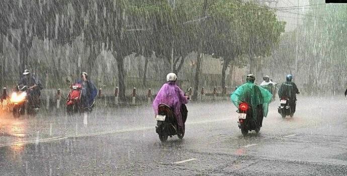 Dự báo thời tiết ngày 28/4: Cả nước có mưa rào và giông trong ngày đầu nghỉ Lễ 1